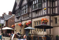 York Tudor Architecture