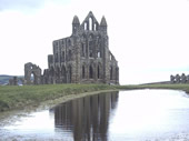 Whitby Abbey, East Yorkshire