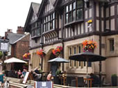 York Tudor Architecture, York City